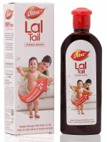 Dabur Lal Tail Ayurvedic Baby Massage Oil