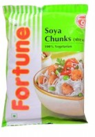 Fortune Soya Chunks Pouch