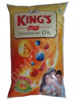 Kings Refined Soyabean Oil