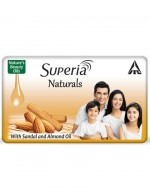 Superia Naturals With Sandal & Almond Oil